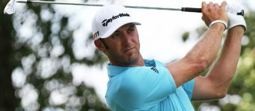 Dustin Johnson goes into the tournament as the top ranked player in the world. Wikimedia Commons