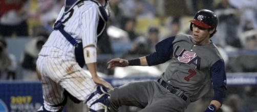 Estados Unidos pasó a su primera final de World Baseball Classic. Newsday.com.