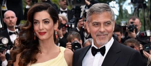 Is George Clooney not ready to become a dad yet despite the confirmation of his wife's pregnancy? (via Blasting News library)