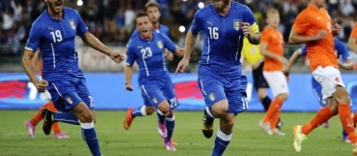 La grande sfida tra Olanda e Italia