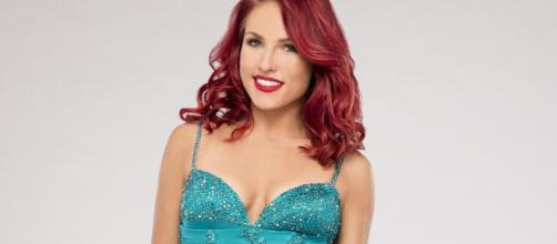 Sharna Burgess Opens About Knee Injury In Exclusive DWTS Blog for ... - justjaredjr.com