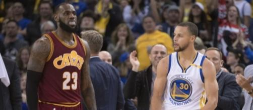 Steph Curry on LBJ's MVP case - www.facebook.com/MJOAdmin