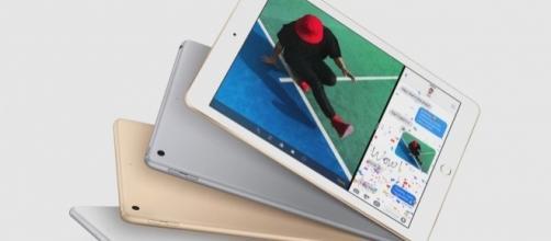 The new 9.7-inch iPad, via Youtube, EverythingApplePro channel, https://www.youtube.com/watch?v=hpaEFBtjxvk