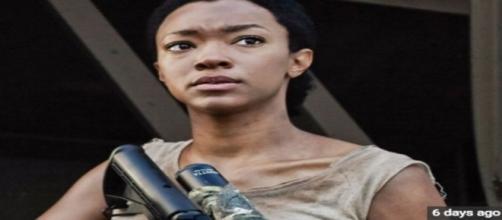 The Walking Dead Sasha image via Flickr.com
