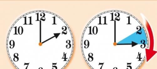 Torna l'ora legale tra il 25 e il 26 marzo 2017