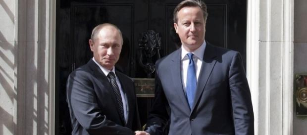 G8 summit: Vladimir Putin warns David Cameron not to help Syrian ... - mirror.co.uk