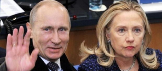 Hillary entregou urânio americano à Rússia.