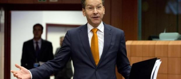 Il ministro delle Finanze olandese e presidente dell'Eurogruppo Dijsselbloem