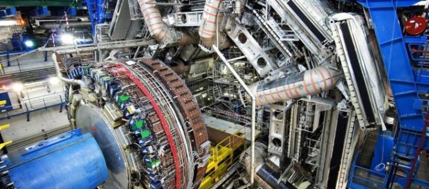 L'acceleratore di particelle del Cern di Ginevra