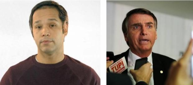Leonardo Stoppa confronta Bolsonaro