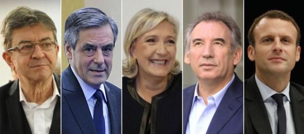 Mélenchon, Macron, Le Pen, Fillon... Ce que le renoncement de ... - lopinion.fr