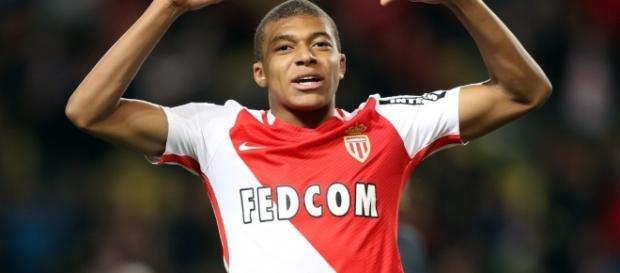 Monaco : Mbappé bat un record de précocité sur les 25 dernières ... - bfmtv.com