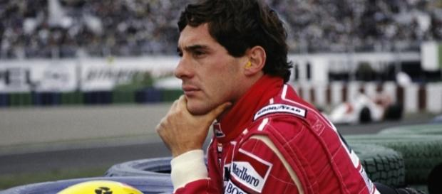 Senna morreu no dia 1º de maio de 1994