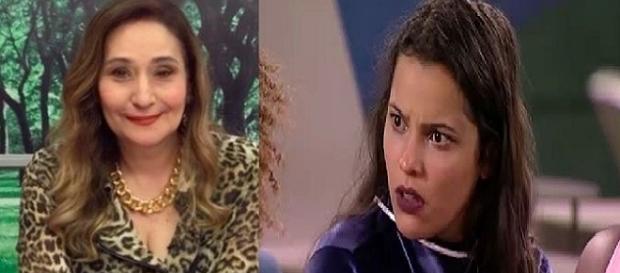 Sônia Abrão detonou Emilly em seu programa nesta terça-feira (21)