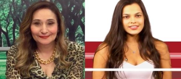 Sônia Abrão faz crítica à Emilly