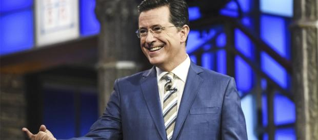 Stephen Colbert is King of Late Night / BN Photo Library