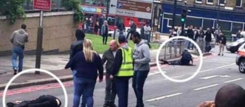 Attentato Londra: Il video della sparatoria con la polizia | melty - melty.it