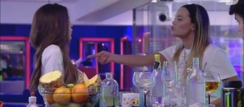 Aylén y Alyson tuvieron su mayor discusión en lo que va de GH VIP 5
