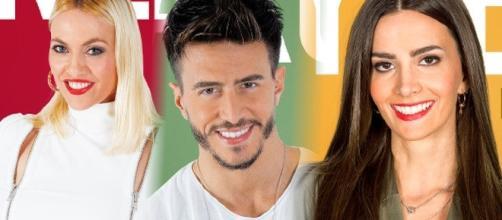 Daniela, Marco y Aylén, nominados.