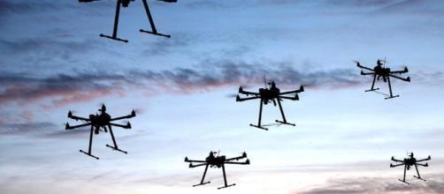 Droni in formazione grazie a un algoritmo del MIT #LegaNerd - leganerd.com