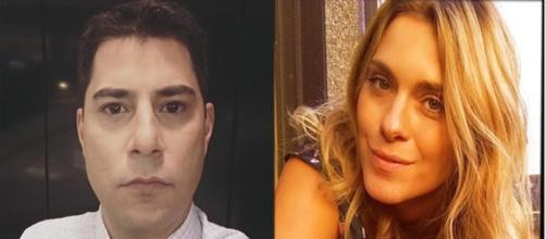 Evaristo Costa criticou post de Carolina Dieckmann