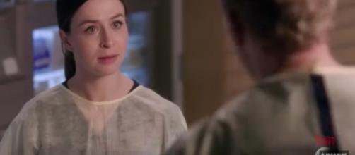 Grey's Anatomy episode 17,season 13 screenshot image via Andre Braddox