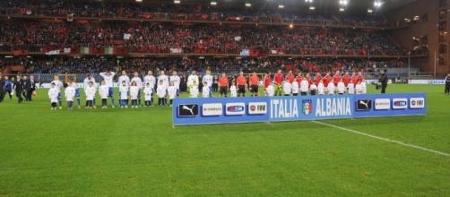 Italia-Albania, il film della partita - Repubblica.it - repubblica.it