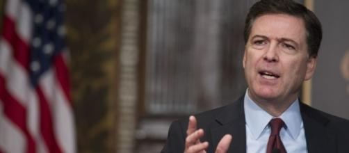 James Comey, direttore dell'FBI