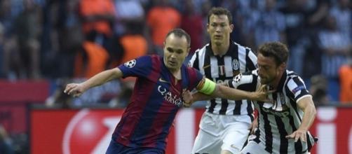 Juventus-Barcellona: nuovo duello tra Marchisio ed Iniesta