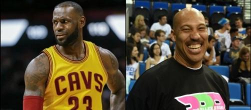 LeBron James comes back at LaVar Ball - www.facebook.com/MJOAdmin