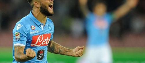 Lorenzo Insigne deciso a rimanere a Napoli, dipenderà tutto da De Laurentiis.