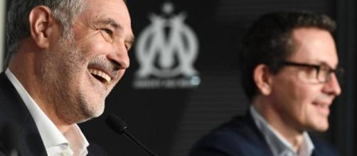 Olympique de Marseille : Et Zubizarreta est arrivé... - Le Parisien - leparisien.fr