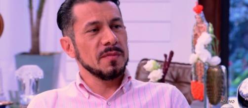 Rômulo diz que jogo de Emilly é da cintura para baixo e que edição do programa é manipulada, em entrevista a Ana Maria Braga