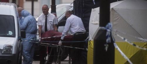 Londres viveu ataque nesta quarta-feira