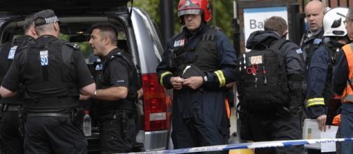 Terror incident Photo Credit: West Midlands Police