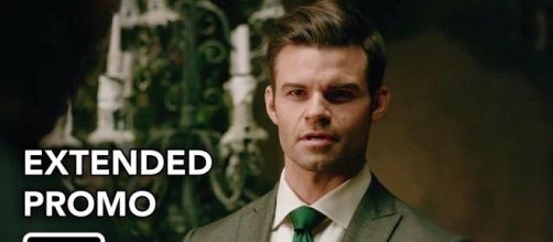 The Originals: Elijah enfrenta Marcel na promo do episódio 4x02 (Foto: CW/Youtube)