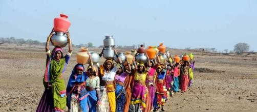 The Water crisis has developed into the biggest global crisis / Photo via Team:Imperial/Water Report - 2014.igem.org - igem.org