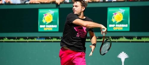 Wawrinka Happy With Indian Wells Build-Up | BNP Paribas Open - bnpparibasopen.com