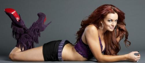 WWE wrestler Maria is the latest victim of leaked naked photos/Photo via WWE