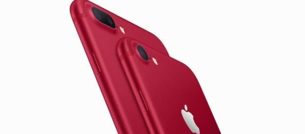 Apple anuncia novos Iphone (RED)