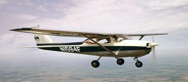 Avião acidentado é parecido com o exibido na foto, um Cessna 172 ( Getty)