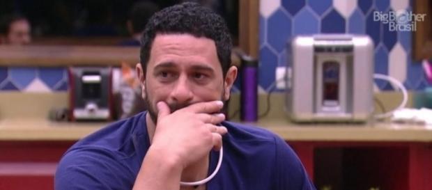 'BBB17': Daniel revela se irritar com brothers, mas mantém o controle