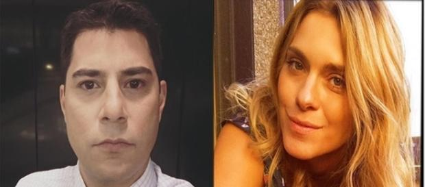 Evaristo Costa criticou post de Carolina Dieckmann