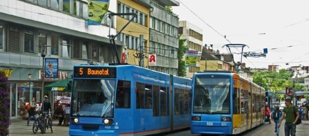 Tramtoms Seite für die Tram - Kassel - tramtom.de