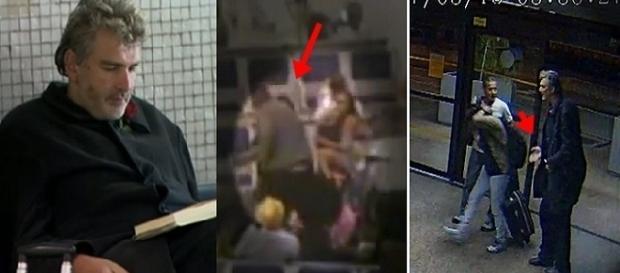 Vídeos mostram que sete passageiras foram agredidas