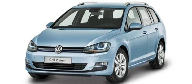 Volkswagen announced release of the new TV advertisement - volkswagenag.com
