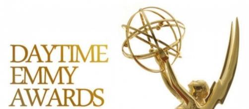 Daytime Emmy awards photo via BN library