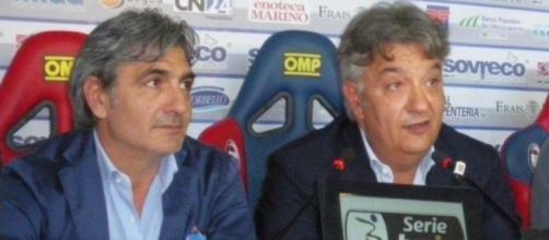 I fratelli Gianni e Raffaele Vrenna.