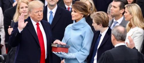 Inauguration Président Trump - CC BY