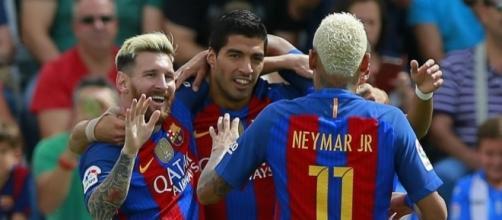 Le futur maillot 2017/18 du Barça à domicile révélé